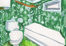 """""""Enda et grønt bad"""""""