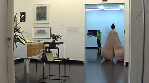 The Boob Suit Project: Bergen Kunsthall