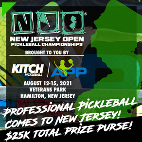 NJO TO BRING PROFESSIONAL PICKLEBALL TO THE GARDEN STATE!