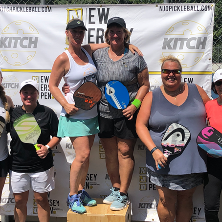 2019 New Jersey Open Pickleball Results