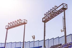 Lumières de stade