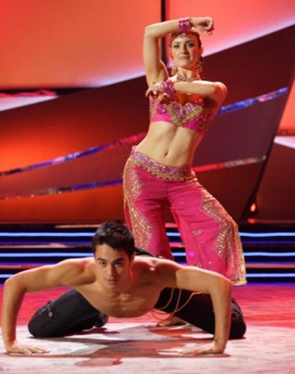 choreographer Farah Shah