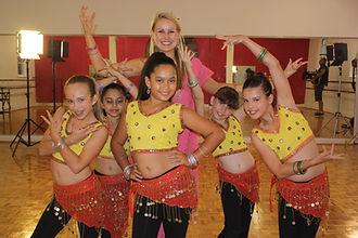 Kids activities, kids dance classes
