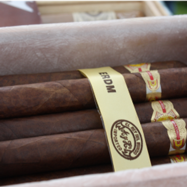 Cigar Roller Sponsor
