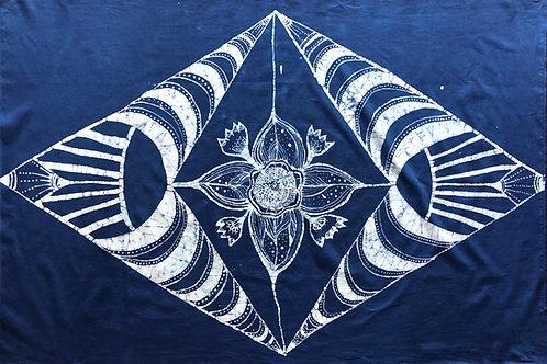 Kembang Kemboja Tapestry