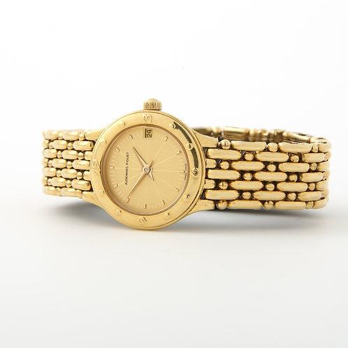 Audemars Piguet, Ladies 18K Yellow Gold Wristwatch