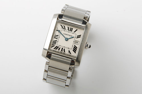 Cartier Tank Francaise Mid Size