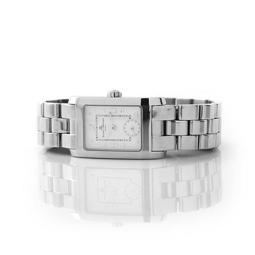 Baume & Mercier Ladies Hampton Stainless Steel Watch MV045139
