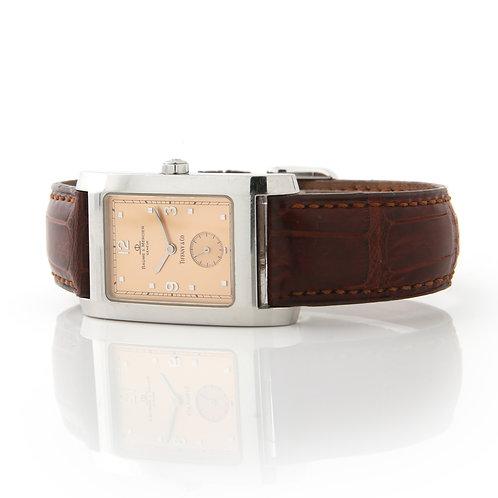 Baume & Mercier Hampton Watch Tiffany & Co. Salmon Dial Unisex