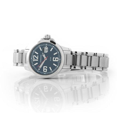 Tourneau Ladies Stainless Steel Watch