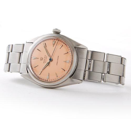 Men's Vintage Rolex Watch Oyster Royal Precision 6444