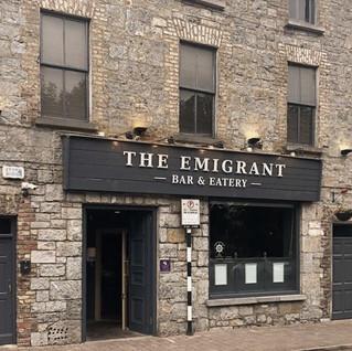 Emigrant Bar & Restaurant Exterior
