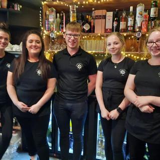 Emigrant Bar & Restaurant Floor Staff