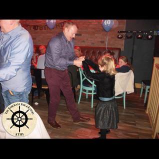 Dancing @ The Emigrant Bar & Restaurant
