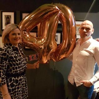Birthday Celebrations @ The Emigrant Bar & Restaurant