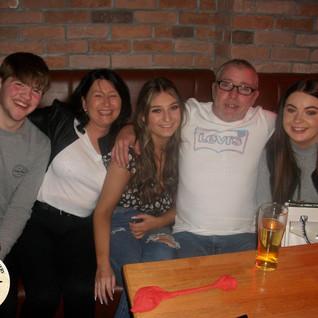 Family Getogether @The Emigrant Bar & Restaurant