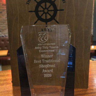 Emigrant Award  - Best Tradional  Shopfront