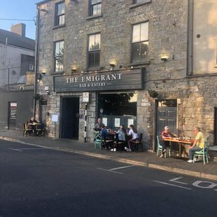 Emigrant Bar Outside