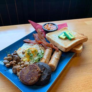 Full irish Breakfast @ The Emigrant Bar & Restaurant