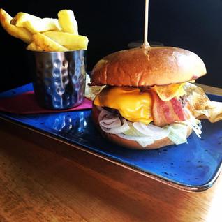The Emigrant Steak Burger