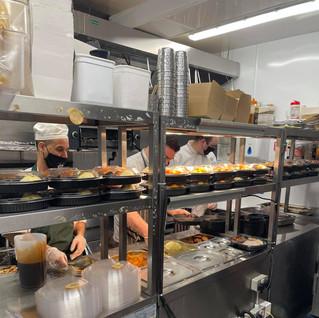 Emigrant Bar Kitchen Staff