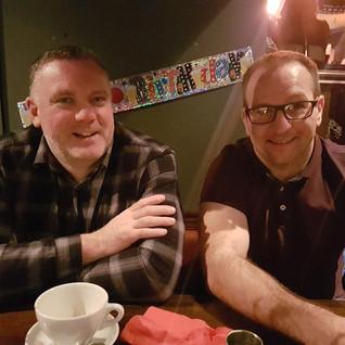Lads Chilling @ The Emigrant Bar & Restaurant