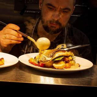 Great food @ The Emigrant Bar & Restaurant