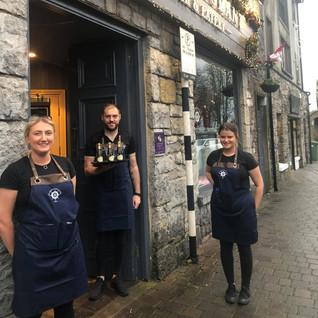 Staff @ The Emigrant Bar & Restaurant
