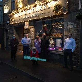 Staff @ The Emigrant Bar