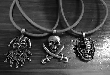 Joker, Thief & Knight talismans