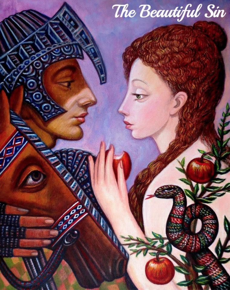 Adam and Eve by Sevada Grigoryan