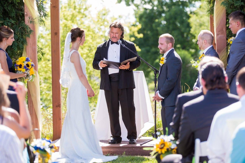 Ceremony sound