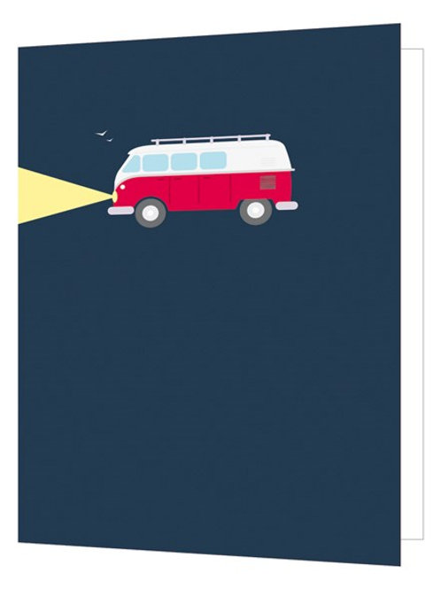 Bright New Things 'Campervan' Card