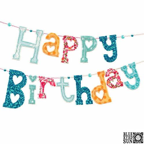 Sew Delightful Happy Birthday Card