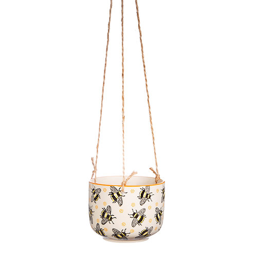Busy Bees Hanging Planter by Sass & Belle