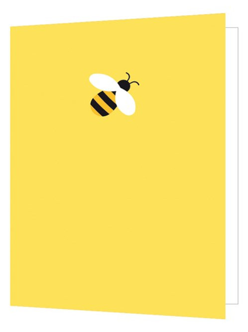 Bright New Things 'Bee' Card