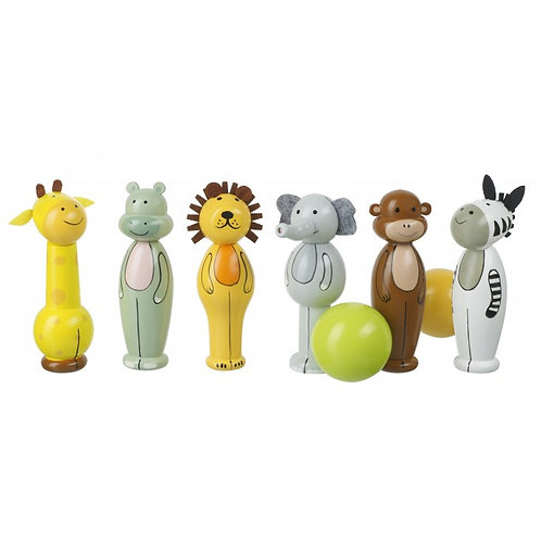 Safari Animal Skittles