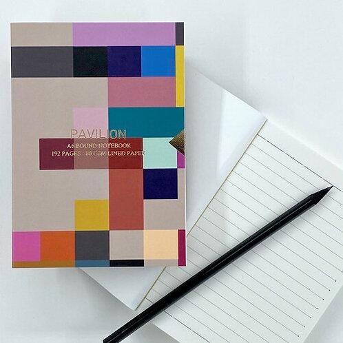 'Madras' A6 Notebook