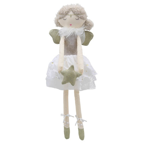 'Grace' Linen Doll by Wilberry Toys