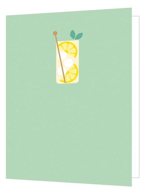 'Bright New Things' Mojito Card
