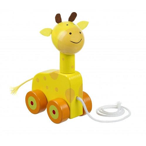 Giraffe Pull-Along