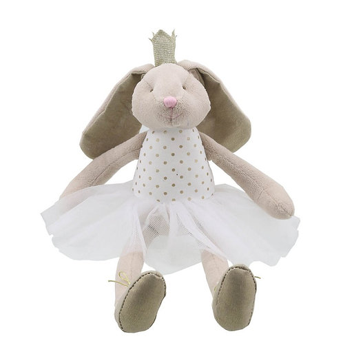 Bunny Dancer Soft Toy by Wilberry Toys