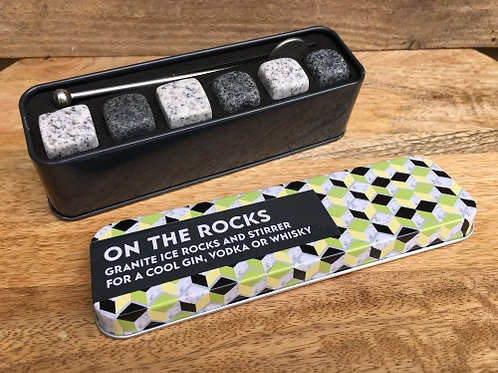 Gift in a Tin: On the Rocks
