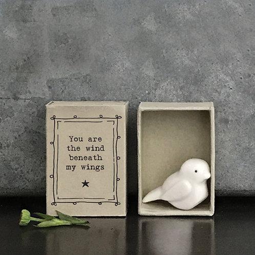 Matchbox Animal - Bird