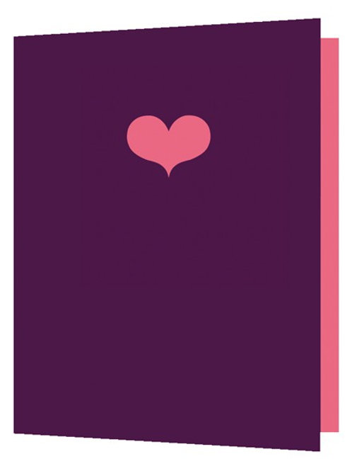 Bright New Things 'Heart' Card