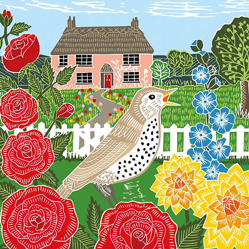 Nature Trail 'Country Cottage' Card