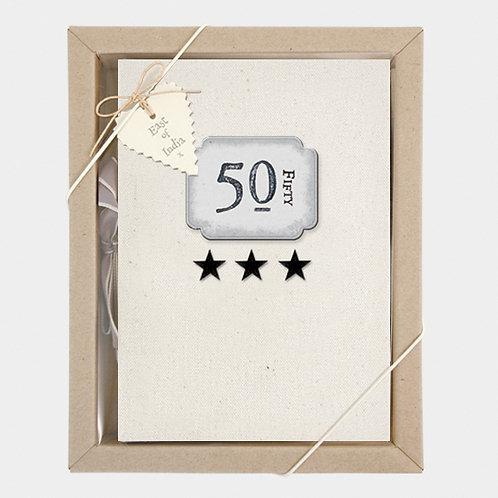 50 Boxed Photo Album