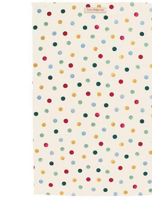 Polka Dot Tea Towel by Emma Bridgewater