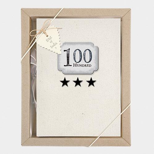 100 Boxed Photo Album