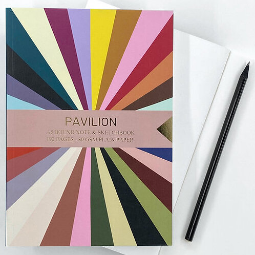 'Radar' A5 Notebook/Sketchbook